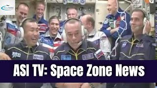 ASI TV: Space Zone News