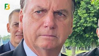 Presidente Jair Bolsonaro diz que está chegando o fim