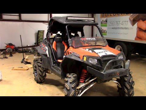 2014-rzr-900-custom-sub-box-build