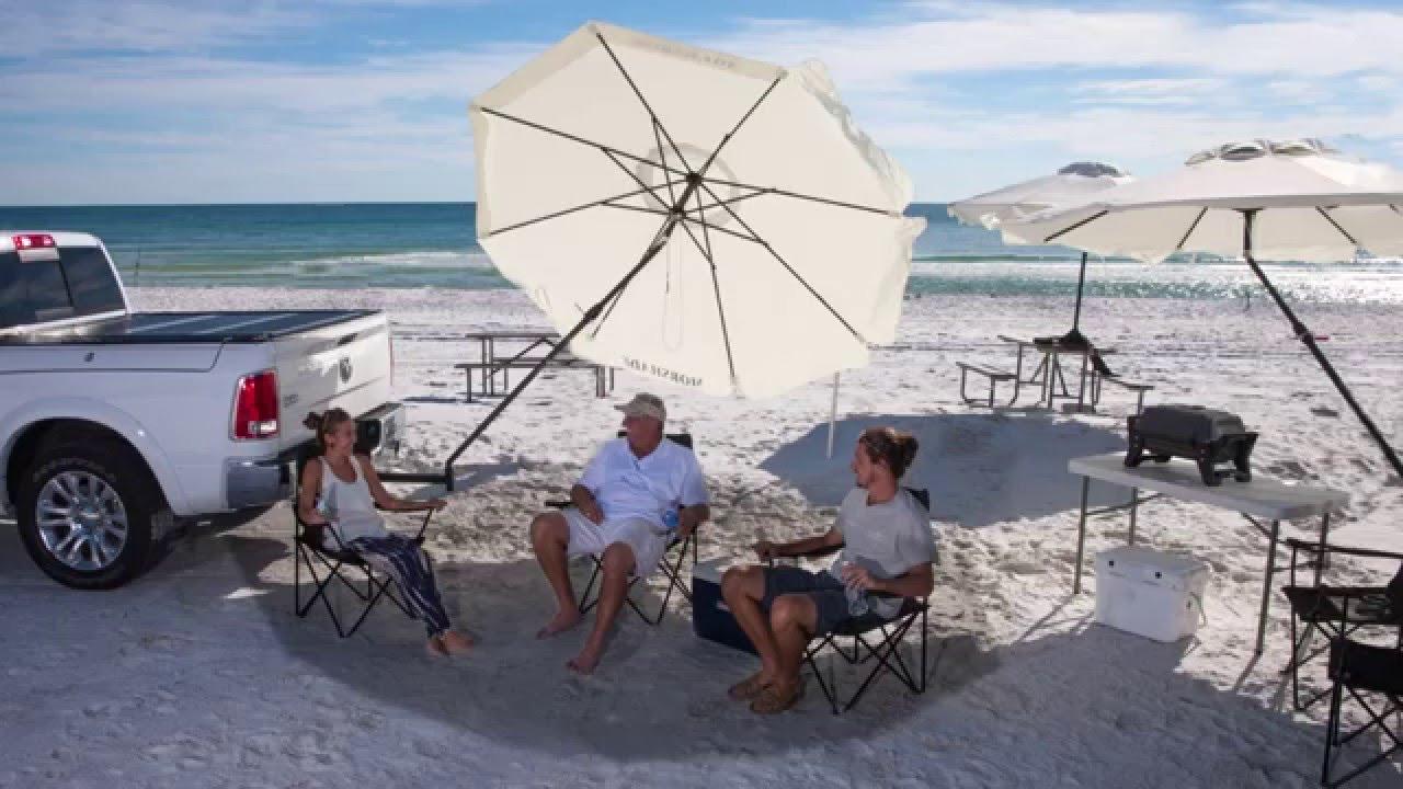 best outdoor patio and portable umbrella wind resistant