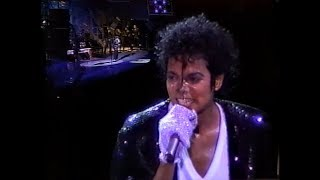 "Michael Jackson ""Billie Jean"" live in Bad Tour Yokohama, Japan 1987 (Best Quality)"