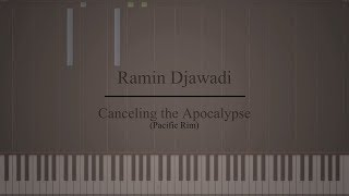 Скачать Ramin Djawadi Canceling The Apocalypse Pacific Rim Soundtrack