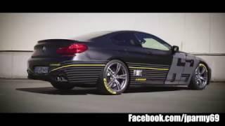 JP ARMY - Matt schwarzer BMW trifft auf 150PS Gang