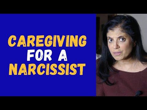 Caregiving for a narcissist