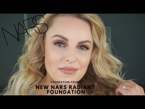 NEW NARS Natural Radiant Foundation Review & Demo - Elle Leary Artistry