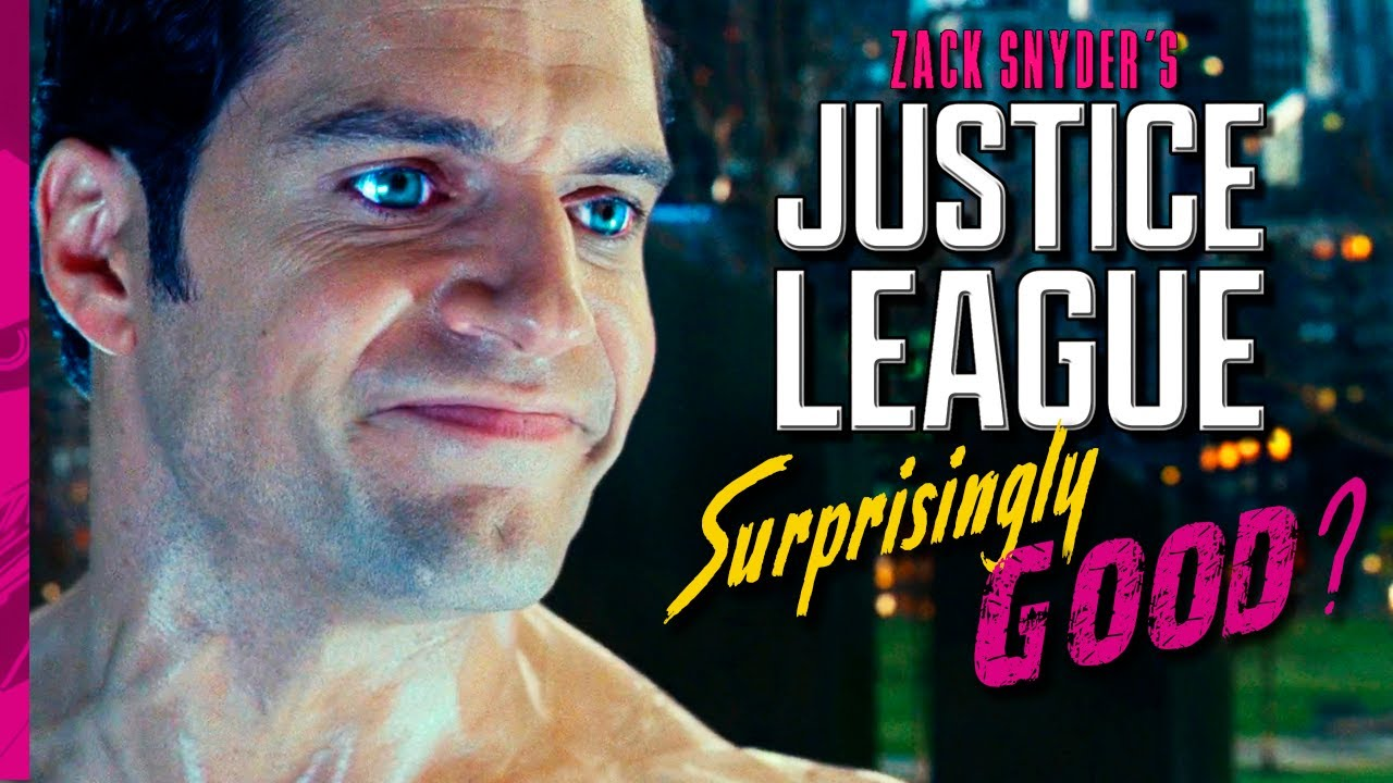 Zack Snyder's Justice League is Surprisingly Good