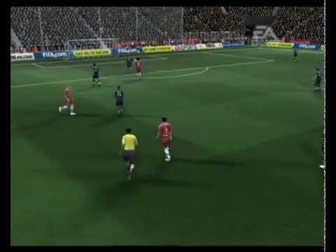 FIFA 08 Top 10 Goals By Ishak Vol. 2