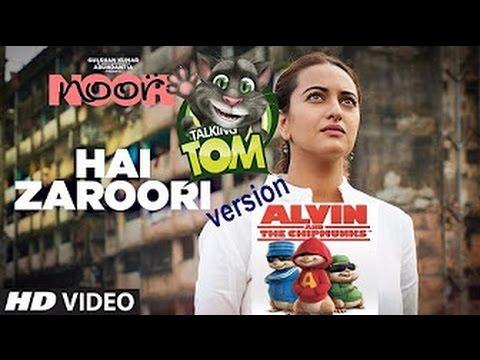 Download Hai Zaroori Full Video Song   NOOR   Sonakshi Sinha   Prakriti Kakar   Amaal Mallik   T-Series