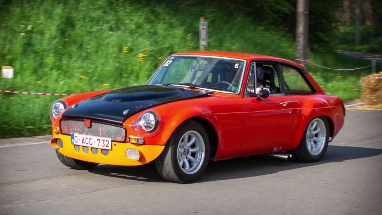 MGB GT V8 4 6L SEBRING - Course de Côte Virginal