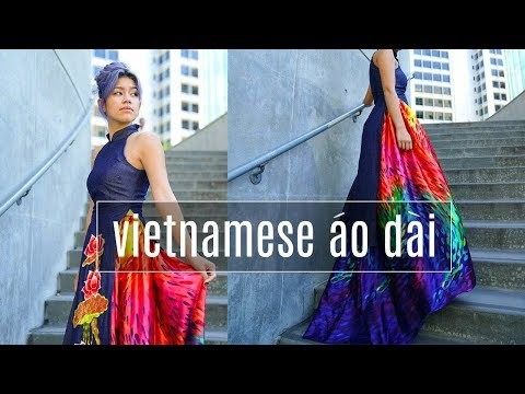 MAKING MY FIRST VIETNAMESE ÁO DÀI   sew&tell