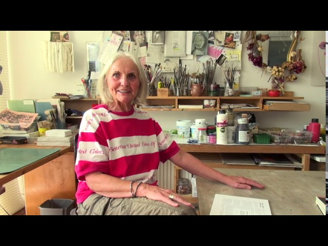 3 Minuten: Babette Ueberschär