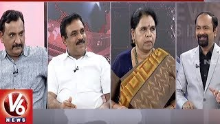 Special Debate On CM KCR 2 Days Project Tour | Good Morning Telangana | V6 News(, 2017-12-09T03:46:08.000Z)