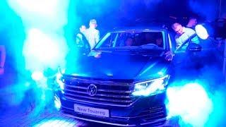 Новый Volkswagen Tuareg 2018. Презентация. Отзывы. Обзор автомобиля