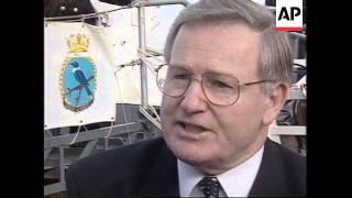 NEW ZEALAND: AUCKLAND: ANTI-NUCLEAR YACHT FLEET SETS SAIL