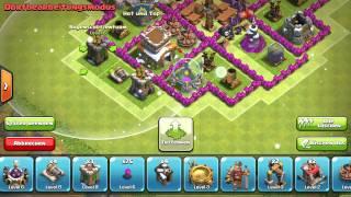 Crazy Base - Let's Play Clash of Clans #024 [Deutsch/German]
