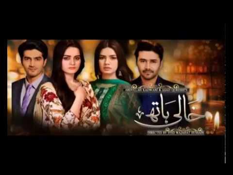 KAHA JAYE YE DIL   Ost Drama KHALI HATH   Pakistani Drama   Sahir Ali Bagga