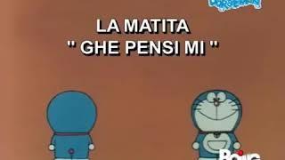 "Doraemon Italiano La Matita ""ghe pensi mi"" 2018"