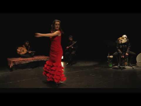 Espectáculo flamenco para eventos. www.gruposflamencos.com