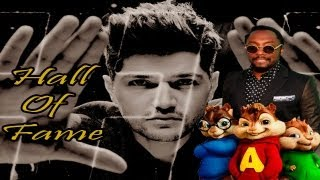 The Script - Hall of Fame ft. will.i.am (Alvin and Chipmunks)