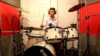 เจ็บไปรักไป   Yes'sir DaysDrum Cover By PangPong