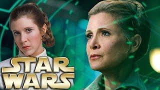 Should Carrie Fisher's Death End the Skywalker Saga Films?