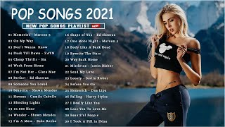 New Songs 2021 🍀 The Most Popular Songs Playlist 2021 🍀 Best English Songs Collection 2021