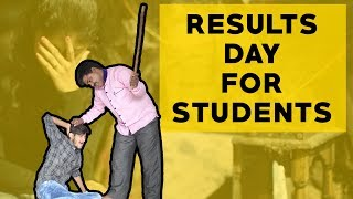 Result Day For Students