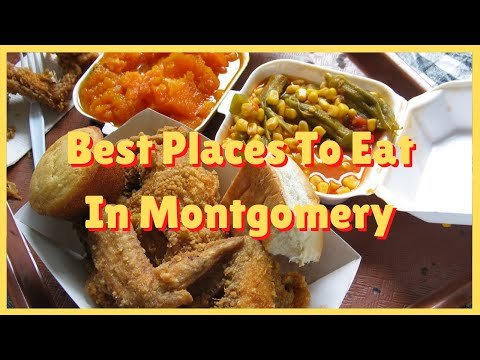 The Absolute Best Restaurants In Montgomery Alabama