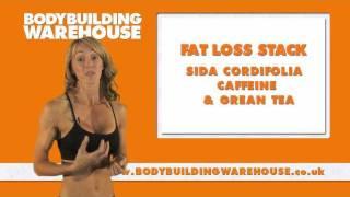 Bodybuilding Warehouse - Fat Loss Stack
