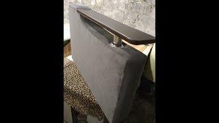 Ремонт подлокотников дивана!   Repair armrests sofa