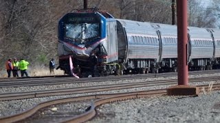 Video Two dead in Amtrak train derailment download MP3, 3GP, MP4, WEBM, AVI, FLV Juni 2018