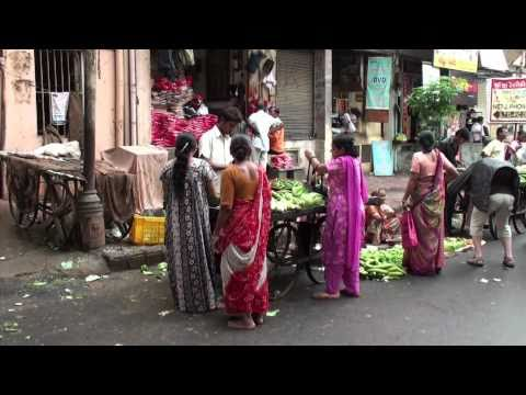 Walkthrough in the old Ahmedabad (Gujarat - India)