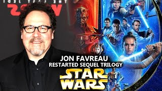Jon Favreau Just Restarted The Sequel Trilogy! Get READY (Star Wars Explained)