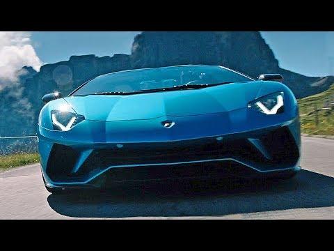 Lamborghini Aventador S Roadster 2018 Features, Driving, Design