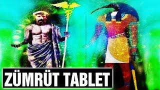 Zümrüt Tablet ve Tablette Yazılanların Yorumlanması
