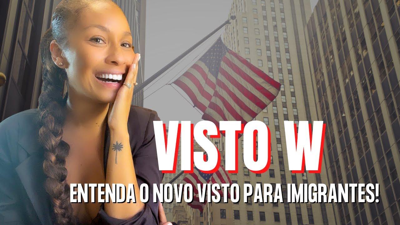 NOVO VISTO W NO CONGRESSO: O VISTO DE TRABALHO QUE PROMETE AJUDAR OS IMIGRANTES NOS ESTADOS UNIDOS!
