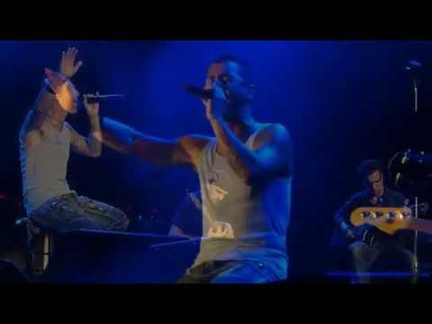 Godsmack в память о Честере Беннингтоне (CRAWLING)