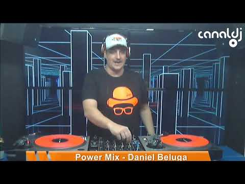 DJ Daniel Beluga - Programa Power Mix - 20.06.2019