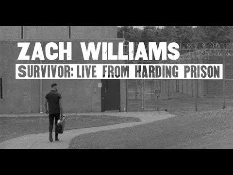 Zach Williams - Survivor: Live From Harding Prison (Trailer)