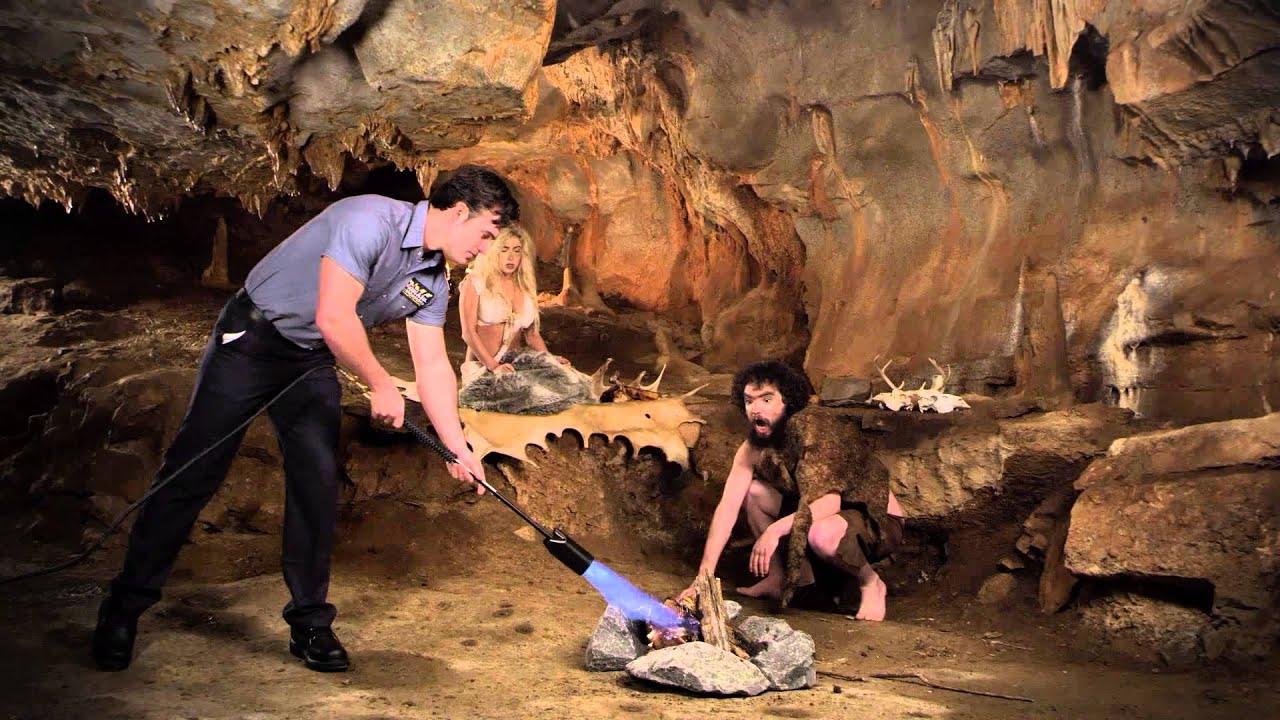 Caveman Discovers Fire - Michael - 264.9KB