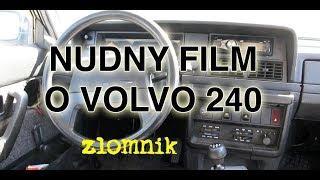 Złomnik: Volvo 240 - najnudniejszy samochód na świecie
