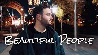 Gambar cover Ed Sheeran - Beautiful People (feat. Khalid) | Chaz Mazzota (Cover)