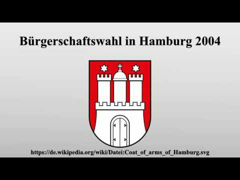 Bürgerschaftswahl in Hamburg 2004