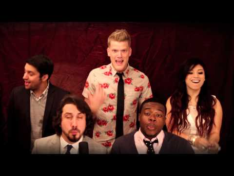 Pusher Love Girl - Pentatonix (Justin Timberlake Cover)