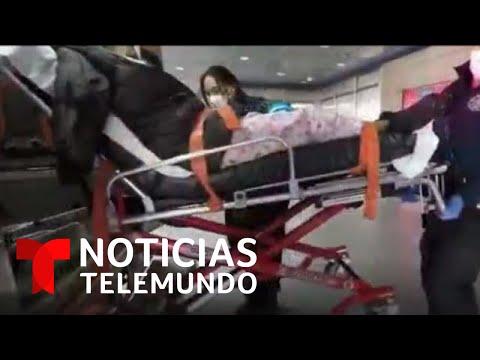 Aumentan número de contagios del COVID-19 tras reapertura | Noticias Telemundo