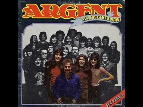 Argent - It's Only Money Part 1 (1972)