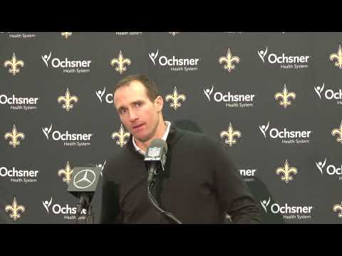 Drew Brees' playoff experience provides Saints one advantage heading into NFC Divisional round