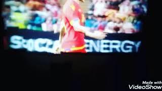 Играю в футбол в PS4pro Франция vs Андерлехт