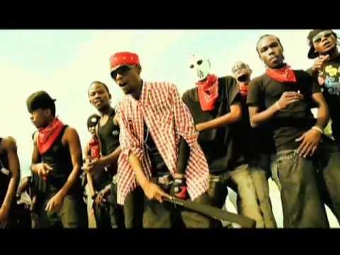 Yon Gangster - S.A.L ft Izolan, Fantom, Dutty.m4v