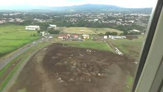 UNITED AIRLINES 737 SAN JOSE COSTA RICA